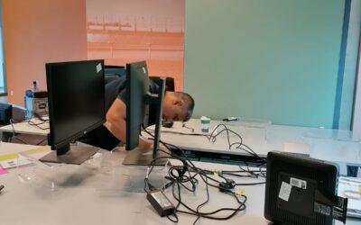 Werkplek reiniging – verhuizing en migratie IT systemen